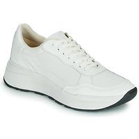 Schuhe Damen Sneaker Low Vagabond Shoemakers JANESSA Weiss