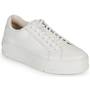 Schuhe Damen Sneaker Low Vagabond Shoemakers JUDY Weiss