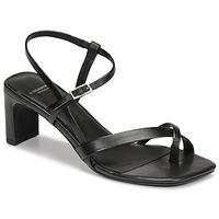 Schuhe Damen Sandalen / Sandaletten Vagabond Shoemakers LUISA Schwarz