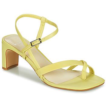 Schuhe Damen Sandalen / Sandaletten Vagabond Shoemakers LUISA Gelb