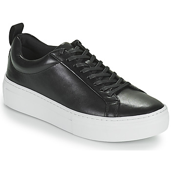Schuhe Damen Sneaker Low Vagabond Shoemakers ZOE PLATFORM Schwarz