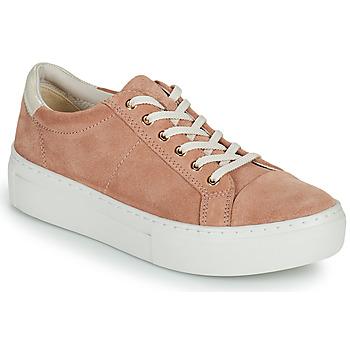 Schuhe Damen Sneaker Low Vagabond Shoemakers ZOE PLATFORM Rose
