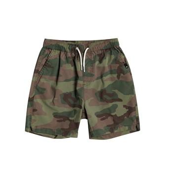 Kleidung Jungen Shorts / Bermudas Quiksilver TAXER WS Kaki