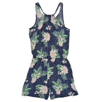 Kleidung Mädchen Overalls / Latzhosen Roxy IN THE MOUNTAIN Multicolor
