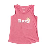 Kleidung Mädchen Tops Roxy THERE IS LIFE FOIL Rose