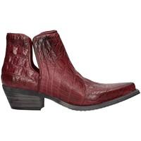 Schuhe Damen Low Boots Zoe Texcountry Traube