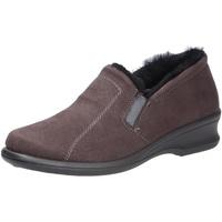 Schuhe Damen Hausschuhe Rohde Damen Hausschuhe grau