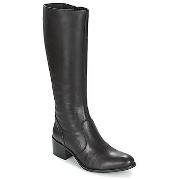 Schuhe Damen Klassische Stiefel Betty London IROIN Schwarz