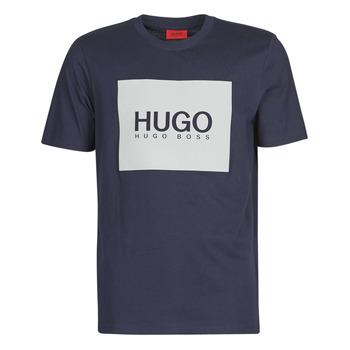 Kleidung Herren T-Shirts HUGO DOLIVE Marine