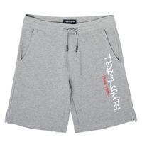 Kleidung Jungen Shorts / Bermudas Teddy Smith S-MICKAEL Grau