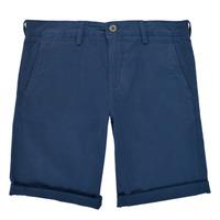 Kleidung Jungen Shorts / Bermudas Teddy Smith SHORT CHINO Blau