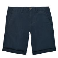 Kleidung Jungen Shorts / Bermudas Teddy Smith SHORT CHINO Marine