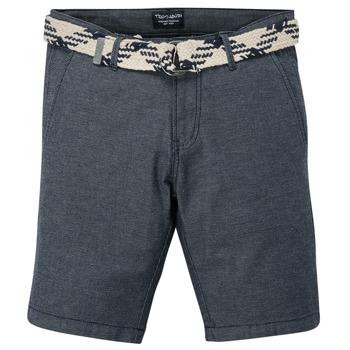 Kleidung Jungen Shorts / Bermudas Teddy Smith STATON CHINO Marine