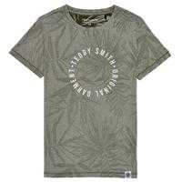Kleidung Jungen T-Shirts Teddy Smith T-OTYS Kaki