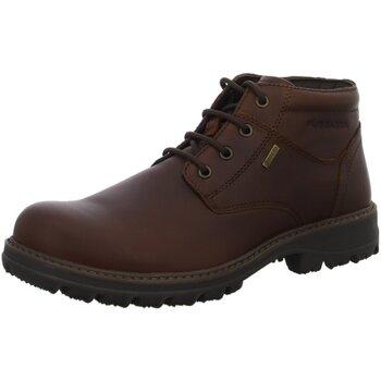 Schuhe Herren Boots Pius Gabor Schnürstiefel Boots  Braun Neu 12-0364.52.13 braun
