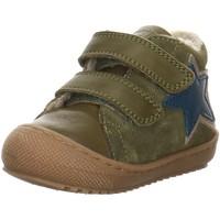 Schuhe Jungen Babyschuhe Naturino Klettschuhe Lauflernschuh 2014045-11-0f03 grün