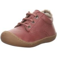 Schuhe Mädchen Babyschuhe Clic Maedchen Schnürhalbschuh 9293 rot