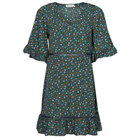 Kleidung Damen Kurze Kleider Molly Bracken N90P21 Multicolor