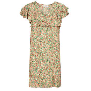 Kleidung Damen Kurze Kleider Molly Bracken LA171BP21 Multicolor