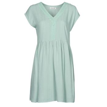 Kleidung Damen Kurze Kleider Molly Bracken G801E21 Grün