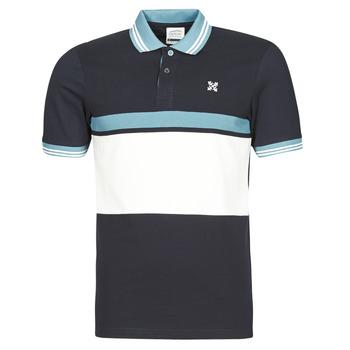 Kleidung Herren Polohemden Oxbow N1NIREMO Marine