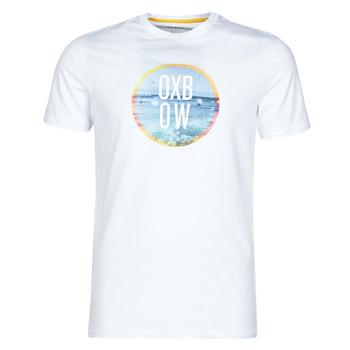 Kleidung Herren T-Shirts Oxbow N1TERO Weiss