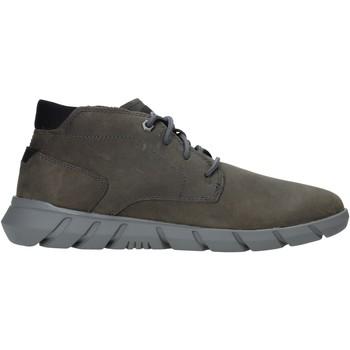 Schuhe Herren Boots Caterpillar P723663 Grau