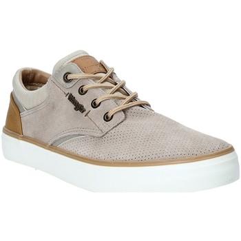 Schuhe Herren Sneaker Low Wrangler WM91121A Beige