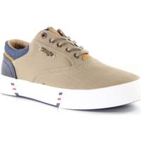Schuhe Herren Sneaker Low Wrangler WM01001A Beige