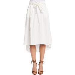 Kleidung Damen Röcke Gaudi 011FD75012 Weiß