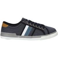 Schuhe Herren Sneaker Low Wrangler WM91103A Blau
