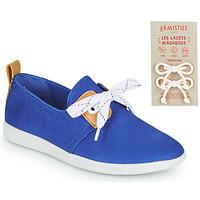 Schuhe Kinder Sneaker Low Armistice STONE ONE Blau