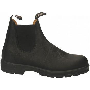 Schuhe Herren Boots Blundstone BLUNDSTONE COLLECTION black-pebble
