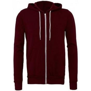 Kleidung Sweatshirts Bella + Canvas CV3739 Rotbraun