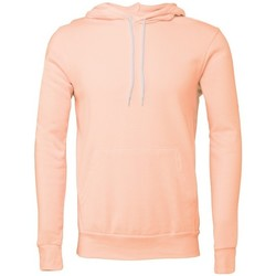 Kleidung Sweatshirts Bella + Canvas CV3719 Pfirsich