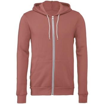 Kleidung Sweatshirts Bella + Canvas CV3739 Malve