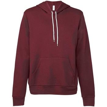 Kleidung Sweatshirts Bella + Canvas CV3719 Rotbraun