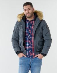 Kleidung Herren Jacken Schott WASHINGTON2 Blau