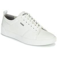 Schuhe Herren Sneaker Low HUGO ZERO TENN NYPU Weiss