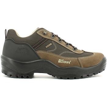 Schuhe Herren Wanderschuhe Grisport 10670S44G Braun