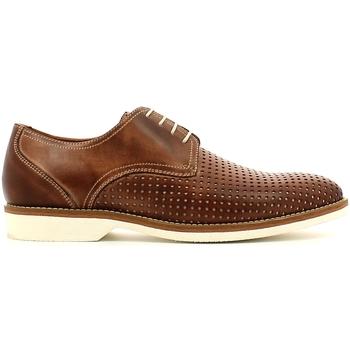 Schuhe Herren Derby-Schuhe Rogers 1568B Braun