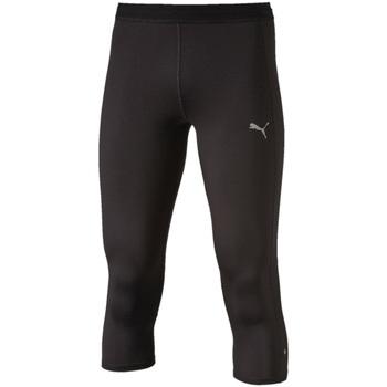 Kleidung Herren Leggings Puma 513796 Schwarz