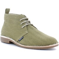 Schuhe Herren Boots Submariine London SML610026 Grün