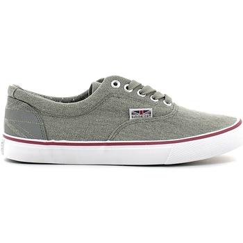 Schuhe Herren Sneaker Low Submariine London SML610055 Grau