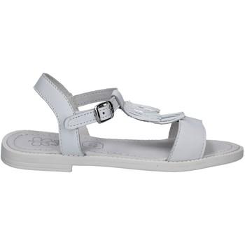 Schuhe Kinder Sandalen / Sandaletten Lulu LT080061L Weiß