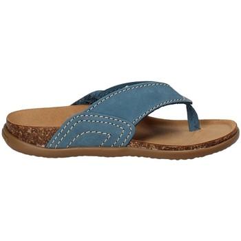 Schuhe Kinder Zehensandalen Bionatura MICHI Blau