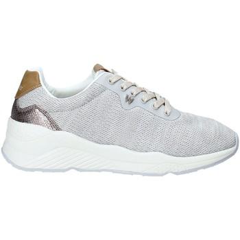 Schuhe Damen Sneaker Low Wrangler WL91522A Grau