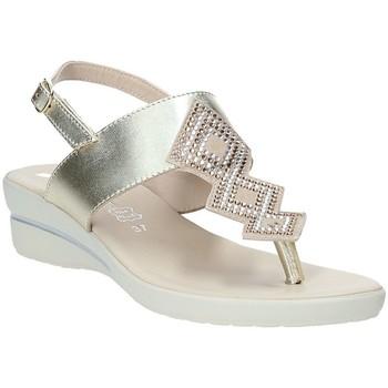 Schuhe Damen Zehensandalen Susimoda 3835-01 Andere
