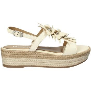 Schuhe Damen Sandalen / Sandaletten Apepazza BRB05 Weiß