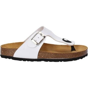 Schuhe Damen Zehensandalen Everlast EV-222 Weiß